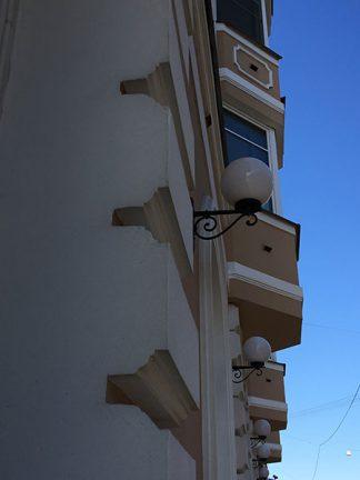 Русты на фасаде | низкая цена | купить в А2+-2