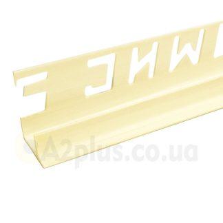 Профиль для плитки внутренний жасмин 7 8 9 мм, 2,5 м   низкая цена в Киеве   интернет-магазин А2+