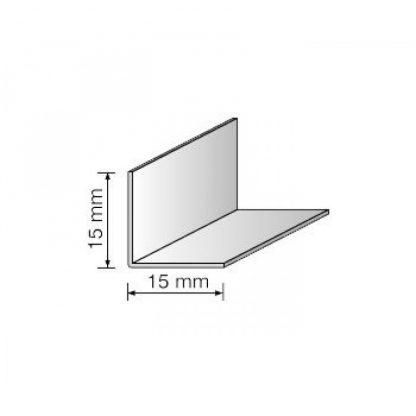 Уголок оконный 5х15 мм , 2,75 м| низкая цена в Киеве | интернет-магазин А2+