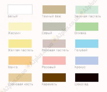 Уголок пластиковый декоративный белый 10х10 мм , 2,75 м| низкая цена в Киеве | интернет-магазин А2+-2