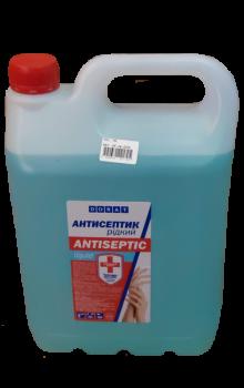 Антисептик для рук спиртовый DONAT 5 л оптом ◼ фото