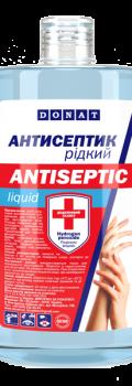 Антисептик для рук спиртовый DONAT 1 л оптом ◼ фото