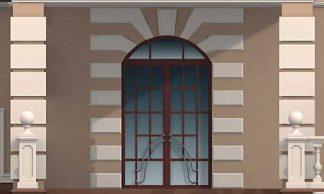 Декор фасада лепниной. Строительные уголки и профили в интернет-магазине А2+ -3