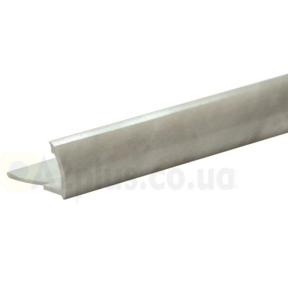 Наружный уголок для плитки мрамор серый 7 8 9 мм, 2,5 м   низкая цена в Киеве   интернет-магазин А2+