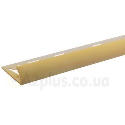 Профиль для кафельной плитки слоновая кость 7 8 9 мм, 2,5 м | низкая цена в Киеве | интернет-магазин А2+