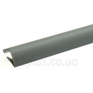 Профиль для кафельной плитки темно-серый 7 8 9 мм, 2,5 м | низкая цена в Киеве | интернет-магазин А2+