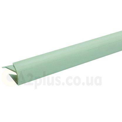 Профиль для кафельной плитки зеленая пастель 7 8 9 мм, 2,5 м | низкая цена в Киеве | интернет-магазин А2+
