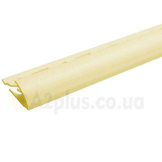 Профиль для кафельной плитки желтая пастель 7 8 9 мм, 2,5 м | низкая цена в Киеве | интернет-магазин А2+