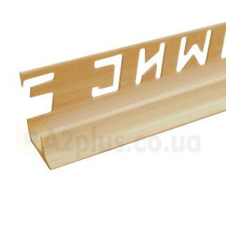 Профиль для плитки внутренний манго 7 8 9 мм, 2,5 м | низкая цена в Киеве | интернет-магазин А2+