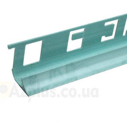 Профиль под плитку внутренний мрамор голубой 7 8 9 мм, 2,5 м | низкая цена в Киеве | интернет-магазин А2+
