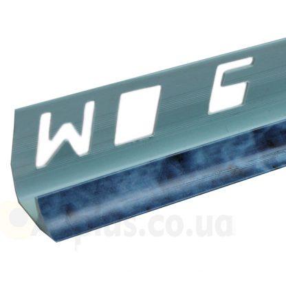 Профиль для керамической плитки внутренний мрамор синий 7 8 9 мм, 2,5 м | низкая цена в Киеве | интернет-магазин А2+