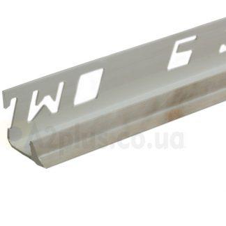 Профиль под плитку внутренний мрамор серый 7 8 9 мм, 2,5 м | низкая цена в Киеве | интернет-магазин А2+