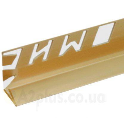 Профиль для плитки внутренний слоновая кость 7 8 9 мм, 2,5 м   низкая цена в Киеве   интернет-магазин А2+