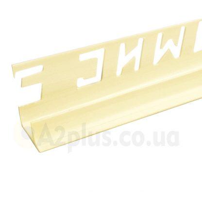 Профиль для плитки внутренний жасмин 7 8 9 мм, 2,5 м | низкая цена в Киеве | интернет-магазин А2+