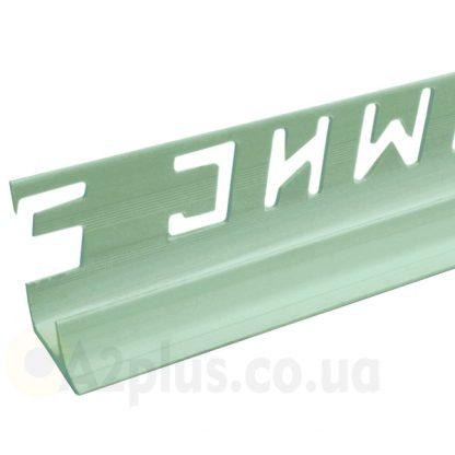 Профиль для плитки внутренний зеленая пастель 7 8 9 мм, 2,5 м | низкая цена в Киеве | интернет-магазин А2+
