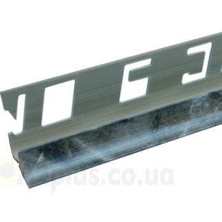 Профиль для керамической плитки внутренний мрамор черный 7 8 9 мм, 2,5 м | низкая цена в Киеве | интернет-магазин А2+