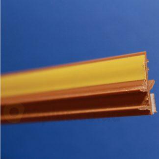 Профиль оконного примыкания золотой дуб6 мм 2,5 м 6 мм ◼ фото