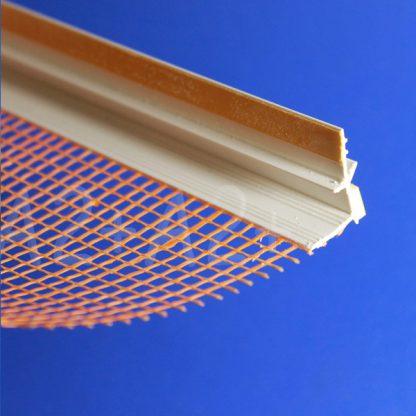 Профиль оконный с сеткой ◼ фото