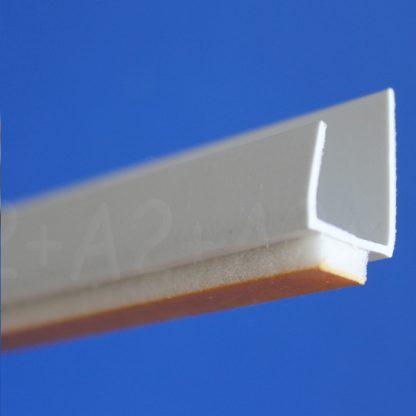 Профиль оконного примыканиябелый ЭКО12,5 мм2,5 м 12,5 мм ◼ фото