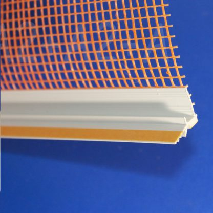 Профиль примыкания оконныйсо стеклосеткой| низкая цена | А2+-3