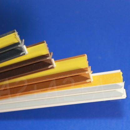 Профили примыкания оконные разноцветные| низкая цена | А2+