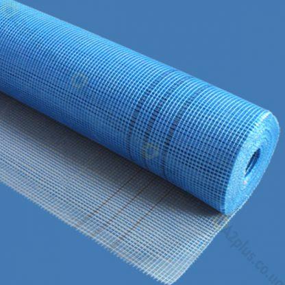 Стеклосетка строительная синяя 5х5 мм | низкая цена в Киеве | интернет-магазин А2+-1