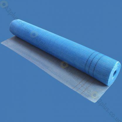 Стеклосетка строительная синяя 5х5 мм | низкая цена в Киеве | интернет-магазин А2+