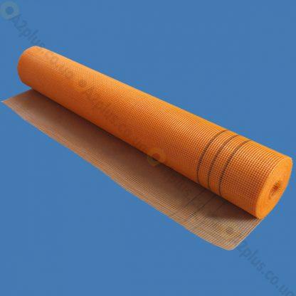 Стеклосетка оранжевая 160 г/м² 5х5 мм | низкая цена в Киеве | интернет-магазин А2+
