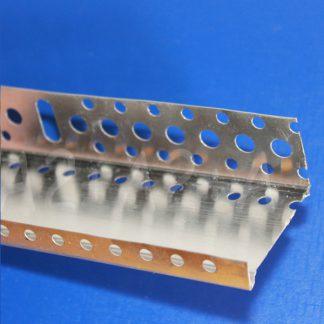 Стартовый цокольный профиль алюминиевый 103 мм 2,0 м 103 мм ◼ фото -2