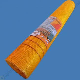 Стеклосетка фасадная оранжевая 160 г/м² 5х5 мм | низкая цена в Киеве | интернет-магазин А2+
